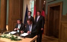 Đức Long Gia Lai ký kết hợp tác phát triển năng lượng với Tập đoàn Merica (Đức)