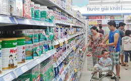 Giá sữa dễ lên, khó xuống