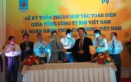 PVcomBank hợp tác toàn diện với PVGas
