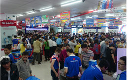 Trần Anh mở 2 siêu thị điện máy trong vòng 3 tuần