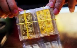 Vàng thế giới còn hơn 29 triệu đồng/lượng, vàng trong nước vẫn bám sát 35 triệu đồng/lượng