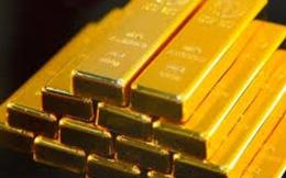 Giá vàng bám trụ ở đáy của gần 5 năm