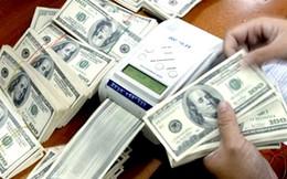 Giá USD ngân hàng tiếp tục tăng