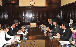 Phó Thống đốc: Việt Nam luôn tạo điều kiện để các công ty tài chính, ngân hàng của Nhật tham gia thị trường