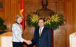 Khu Tài chính London sẵn sàng kết nối với Việt Nam