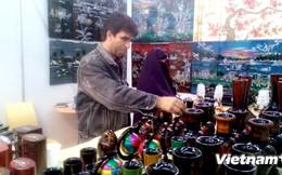 Hàng thủ công mỹ nghệ Việt Nam được đánh giá cao tại Algeria