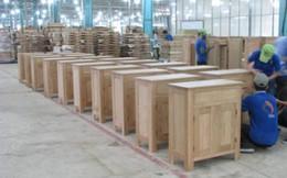 Xuất khẩu đồ gỗ tăng mạnh