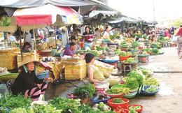 """Chợ truyền thống vẫn muôn đời """"sống"""""""