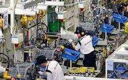Sản xuất công nghiệp tháng 5 tăng trưởng