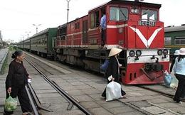"""Đường sắt sẽ hết thời """"múa tay trong bị"""""""