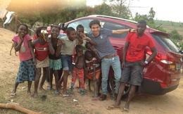 Đặng Văn Hòa - Cậu bé đánh giày thành tỉ phú ở châu Phi