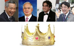 """""""Cha truyền con nối"""" trong nền chính trị châu Á: Con vua nhiều cửa làm vua"""