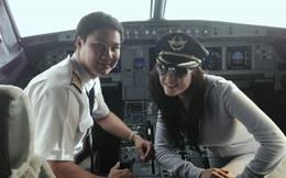 Cơ trưởng bị phạt vì cho Lý Nhã Kỳ vào buồng lái, uy hiếp an toàn bay