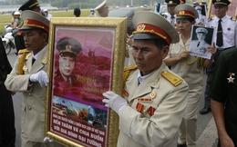 Truyền thông quốc tế viết về lễ Quốc tang