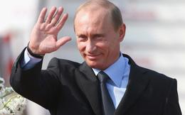 Tổng thống Putin đã đến Hà Nội