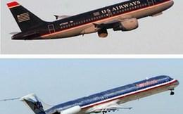 Mỹ sáp nhập 2 hãng hàng không thành hãng lớn nhất