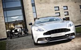 Thăm nhà máy Aston Martin - nơi cho ra đời những mẫu xe đẹp nhất thế giới