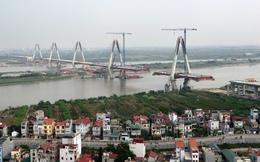 Cận cảnh cầu dây văng dài nhất Việt Nam