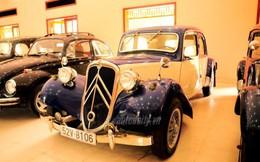 Phát hiện bộ sưu tập xe cổ bậc nhất thế giới ở Đồng Nai