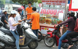 Bánh mì Sài Gòn: Mỗi ngày doanh thu 30 triệu đồng/xe, nhượng quyền 100 xe