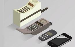 Năm 1991: Gần 80 tỷ đồng 1 chiếc iPhone