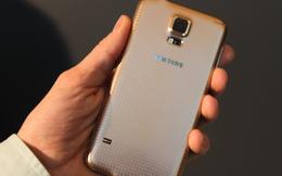Samsung trình làng smartphone thế hệ mới nhất Galaxy S5