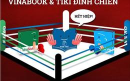 'Cuộc đấu sinh tử' giữa 2 nhà sách online lớn nhất Việt Nam đến hồi kết?