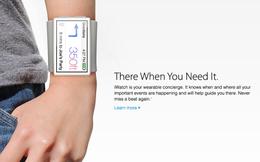 [Tin đồn] Đồng hồ iWatch của Apple sẽ có giá 'vài ngàn đô'