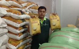 Giành 'đất' bán gạo