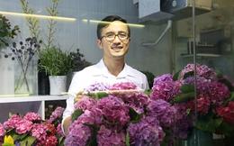 Đỗ Hoàn Mỹ - 'Con nhà thép Pomina' đam mê nhập khẩu hoa
