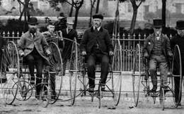 Khám phá lịch sử phát triển của chiếc xe đạp