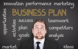 [Infographic] Chìa khóa để viết bản kế hoạch kinh doanh hoàn hảo