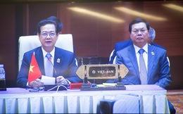Thủ tướng Nguyễn Tấn Dũng phát biểu về biển Đông tại hội nghị cấp cao ASEAN