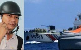 Tường thuật 'nóng' tại Hoàng Sa sáng 14/5: Căng thẳng 2 giờ quần thảo với tàu hải giám Trung Quốc
