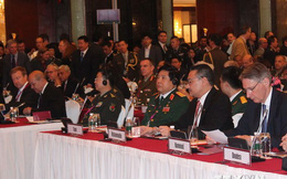 Bế mạc Shangri-La 13: Nhiều nước yêu cầu TQ giải thích 'đường 9 đoạn'