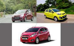 Với 400 triệu nên chọn Hyundai Grand i10, Kia Picanto hay Chevrolet Spark?