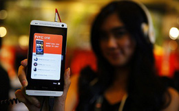 [BizChart] Châu Á sẽ thống trị thị trường smartphone trong vòng 5 năm tới