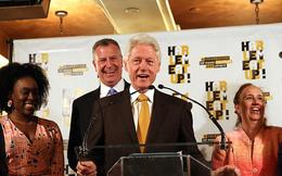 Bill Clinton vẫn là Tổng thống Mỹ được ngưỡng mộ nhất trong 25 năm qua