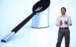 Trung Quốc quá nhiều thực phẩm bẩn, Baidu rao bán 'đũa thông minh'