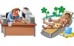 Kiếm tiền & Làm giàu: Làm thuê chuyên nghiệp và làm nghề tự do (P2)