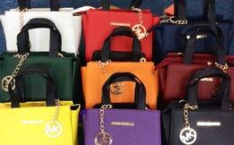 'Thiên đường' túi hàng hiệu 50 ngàn đồng ở Hà Nội