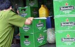 Gần Tết, thị trường bia, rượu nhập lậu tăng nhiệt