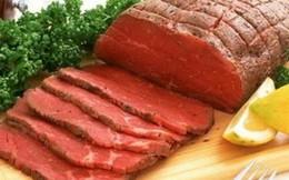Thịt bò ngoại lấn lướt thị trường