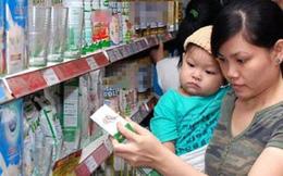 Bộ Tài chính đề nghị Bộ Công Thương quản lý giá sữa