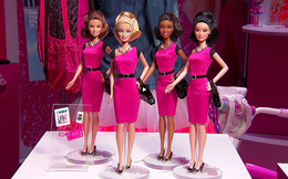 Hãng Mattel ra mắt phiên bản búp bê Barbie doanh nhân