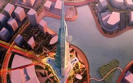 Thang máy trong tòa nhà cao nhất thế giới hoạt động như thế nào?