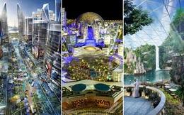 Chiêm ngưỡng siêu thành phố lớn nhất thế giới tại Dubai