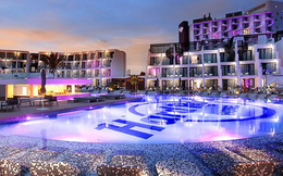 Bên trong khách sạn đắt giá nhất của Hard Rock
