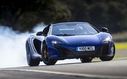 10 xe mui trần nhanh nhất thế giới