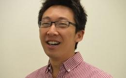 Hành trình trở thành CEO đất Mỹ của cậu bé Đài Loan 'mù' tiếng Anh